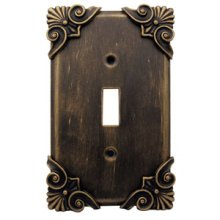 Corinthia Switchplate
