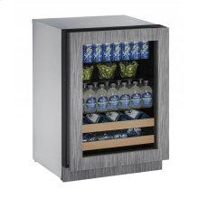 "24"" Beverage Center Integrated Frame Right-Hand Hinge"