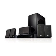 Network Blu-ray Disc™ Home Theater System with Wireless Connectivity