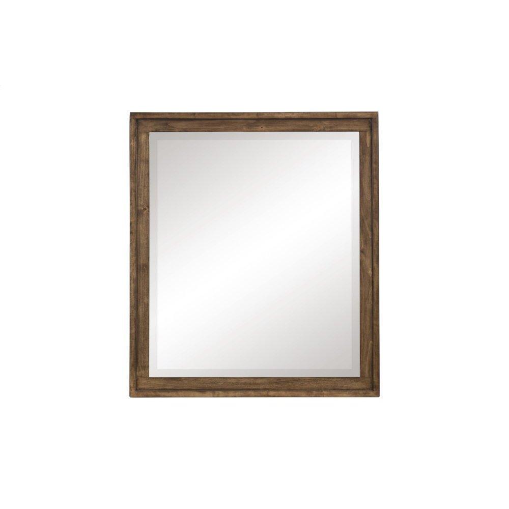 Mirror, Bevel, Solid Poplar