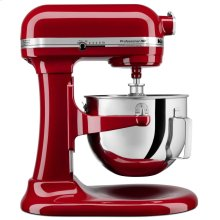 Professional HD Series 5 Quart Bowl-Lift Stand Mixer - Empire Red
