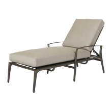 Phoenix Cushion Chaise Lounge