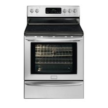 Frigidaire Gallery 30'' Freestanding Electric Range (This is a Stock Photo, actual unit (s) appearance may contain cosmetic blemishes. Please call store if you would like actual pictures). This unit carries our 6 month warranty, MANUFACTURER WARRANTY and REBATE NOT VALID with this item. ISI 33801