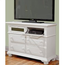 Convenient Entertainment Dresser