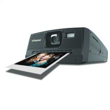 Polaroid 14-Megapixel Instant Print Digital Camera Z340E with ZINK Zero Ink Printing Technology, Black