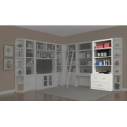 CATALINA Two piece 40 in. Lateral File and Hutch Product Image