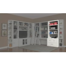 CATALINA Two piece 40 in. Lateral File and Hutch