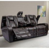 OPTIMUS - TRUFFLE Power Sofa Product Image