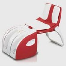 INADA Massage Chair CUBE - Red