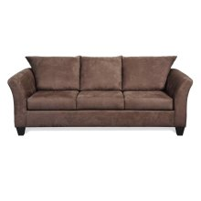 1000 Sienna Chocolate Sofa Only