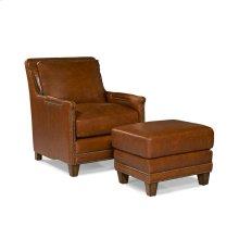 Prescott Chair - Brooklyn Saddle