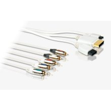 Component HD/AV cable