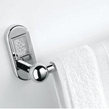 Single Towel Rail - Fixed Rail 70 Cm