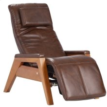 Gravis ZG Chair with Free Stay Well™ Weighted Blanket - Saddle - Beech