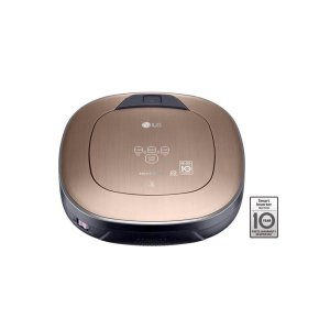 LG HOM-BOT Turbo+ Robotic Smart wi-fi Enabled Vacuum Product Image