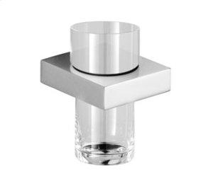 Tumbler wall-mounted - chrome Product Image