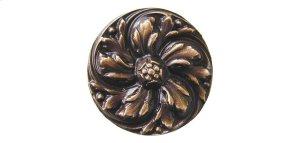 Chrysanthemum - Antique Solid Bronze Product Image
