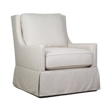 Kelly Swivel Glider Chair - Windfield Natural