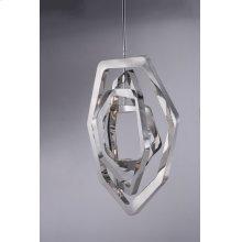 Boulder LED Pendant