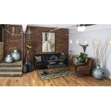 Contrast Faux Marble Tables - Set of 3