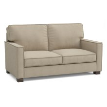 Homespun Cream Dweller Loveseat