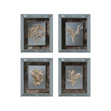 Reef Currents Reflected Wall Decor