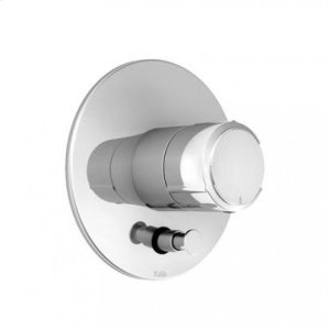 Shower Trim Kit for Pressure Balance Valve With Diverter - Chrome Product Image