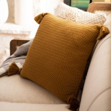 Macey Tassel Pillow