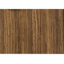 Finish Natural Zebrano Wood
