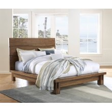 Ocean King Platform Bed