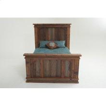 Heritage Blackfoot Bed - 18460 - King Bed (complete)