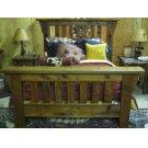 Barnwood Bed Product Image