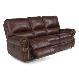 Carlton Fabric Power Reclining Sofa