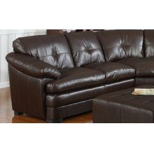 Lsf-love Bonded Leather Brown
