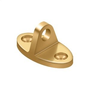 Cabin Hook Eye for Contemporary - PVD Polished Brass Product Image