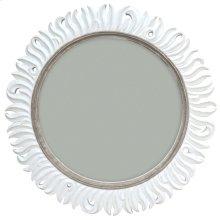 Sol Mirror - Whit/rw