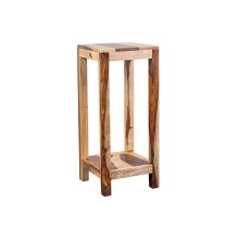 Sheesham Accents Flower Stand, OLD-04