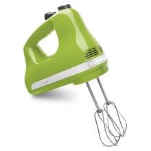 5-Speed Ultra Power Hand Mixer - Green Apple