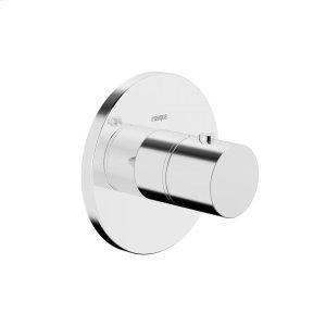 thermostatic valve trim kit, chrome Product Image