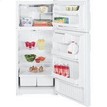 Hotpoint® ENERGY STAR® 16.5 Cu. Ft. Top-Freezer Refrigerator