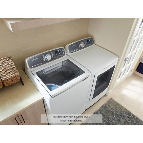 5.2 cu. ft. activewash Top Load Washer in White