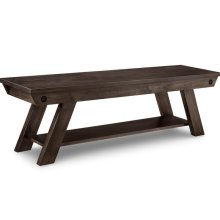 """Algoma 60"""" Bench with Fabric Seat"""