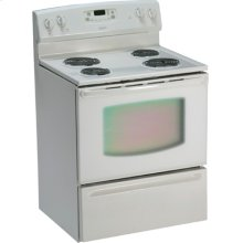 Crosley Electric Ranges (Electronic Clock and Oven Controls with Timer and Lock-Out Feature)