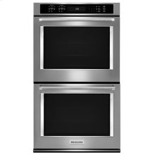 """30"""" Double Wall Oven with Even-Heat™ True Convection - Stainless Steel"""