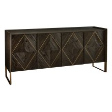 Lucy's Diamond Sideboard
