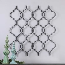 Zakaria Metal Wall Decor