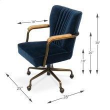 Brooks Swivel Chair