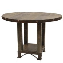 "42"" Square Urban Rustic TOP ONLY"