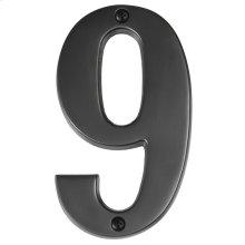 House Numbers AP9-5 - Bronze