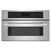Stainless Steel Jenn-Air® Built-In Microwave Oven, 27""